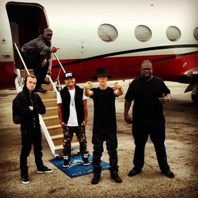 Justin-Bieber-Private-Jet