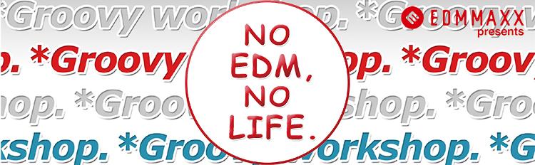 no edm no life
