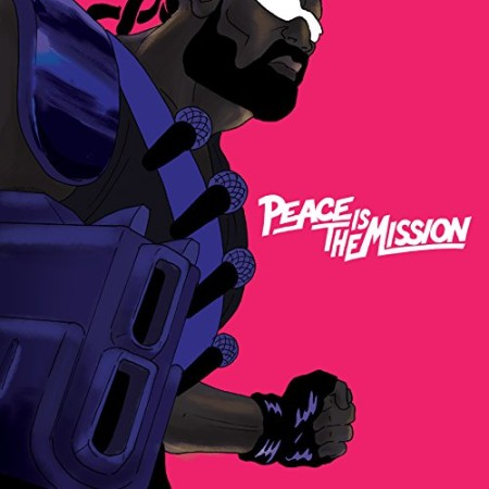 MAJOR LAZER_Peace Is The Mission