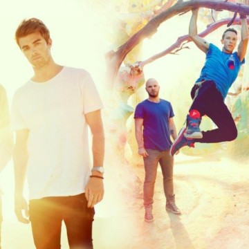 THE CHAINSMORKERS & COLDPLAY_Fotor