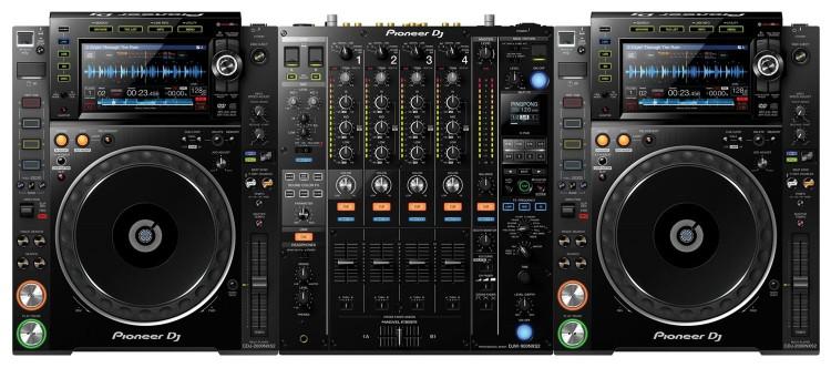 CDJ-2000NXS2 DJM-900NXS2_top