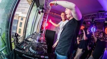 Armin van Buuren & Hardwell