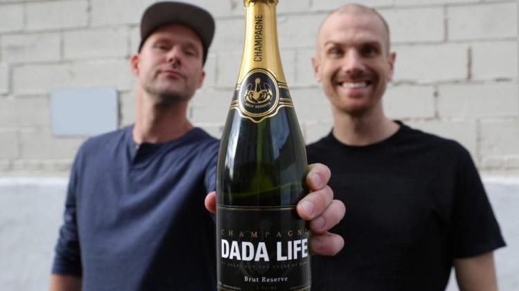 Dada-Life-Champagne