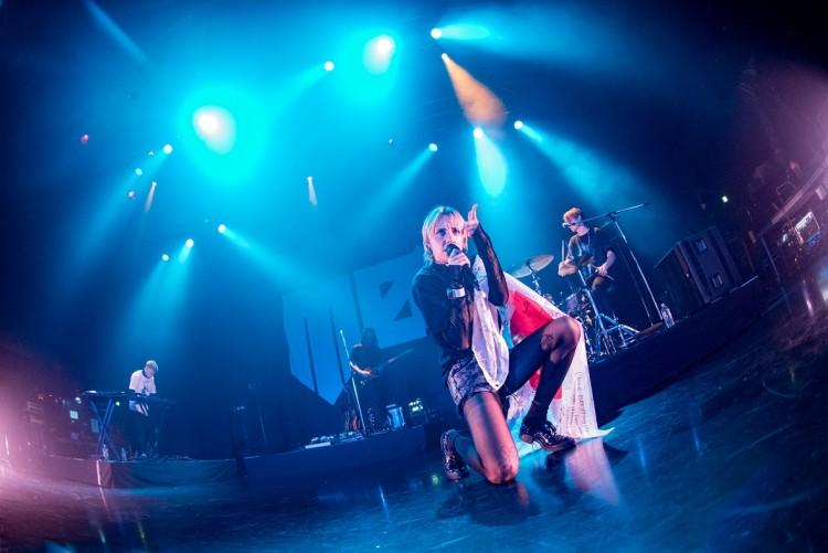 MØ_1123東京公演_ライヴ写真②_photoby Masanori Naruse