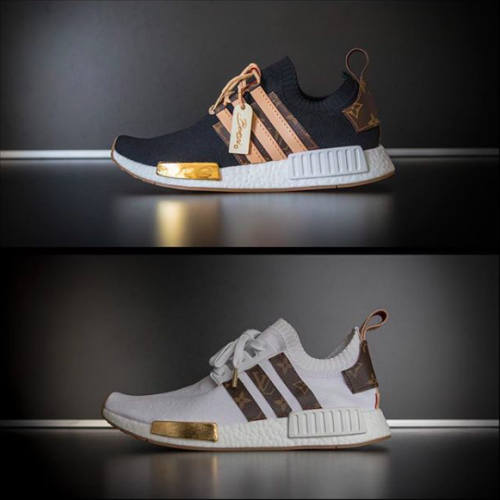 Adidas NMD's X Louis Vuitton