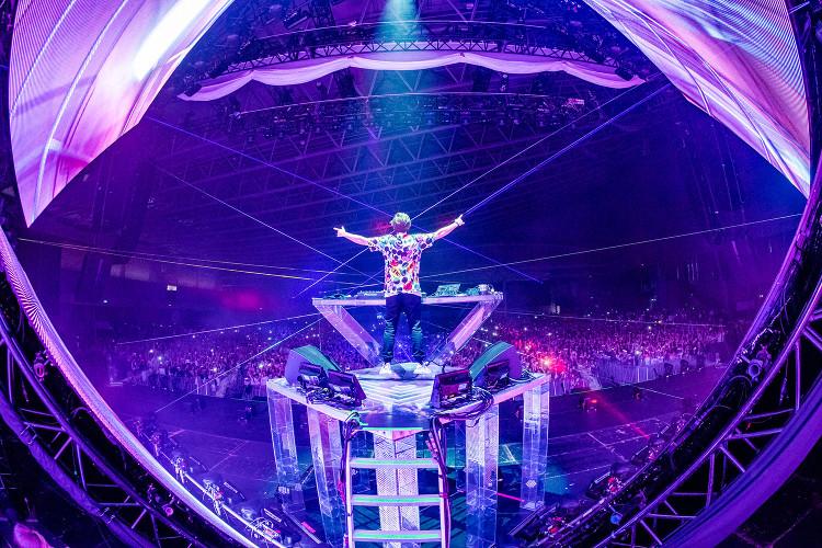 ECHO TOUR 2018 - Zedd MAIN 3 by Masanori Naruse