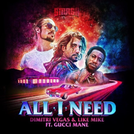 Dimitri Vegas & Like Mike ft. Gucci Mane
