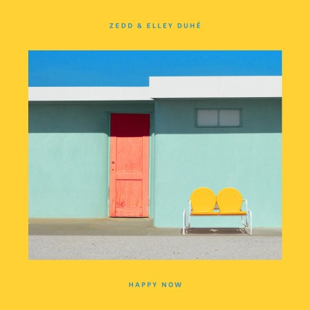 Zedd & Elley Duhe - Happy Now ジャケ写
