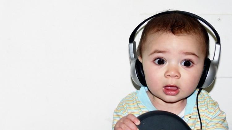 Baby DJ School