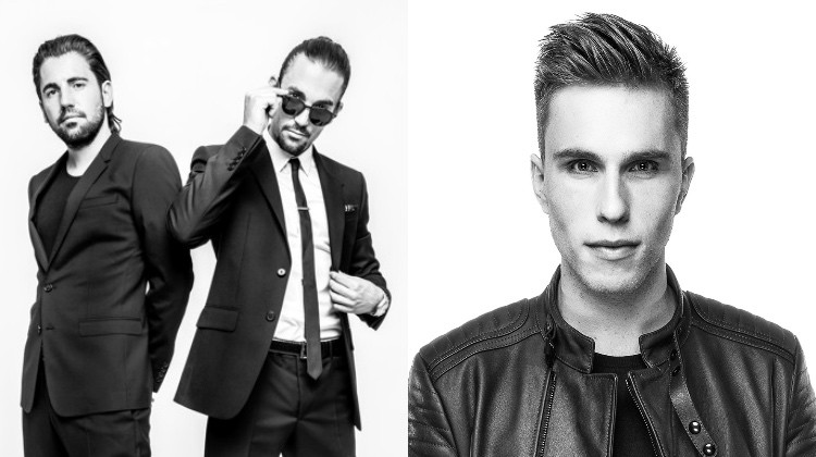 Dimitri Vegas & Like Mike vs Nicky Romero