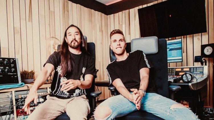 Steve Aoki & Nicky Romero_Fotor