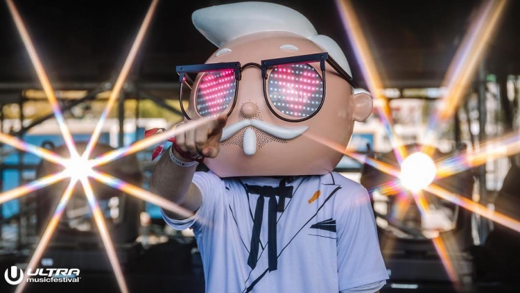 Ultra Music Festival 2019 KFC