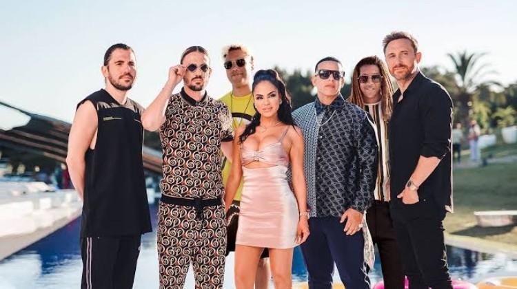 Dimitri Vegas & Like Mike, David Guetta, Daddy Yankee, Afro Bros & Natti Natasha