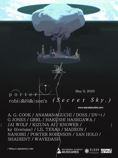 Secret Sky Music Festival